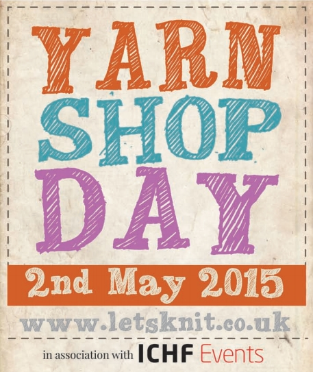 Yarn Shop Day 2015